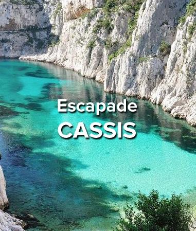 Escapade Cassis voiture Vintage
