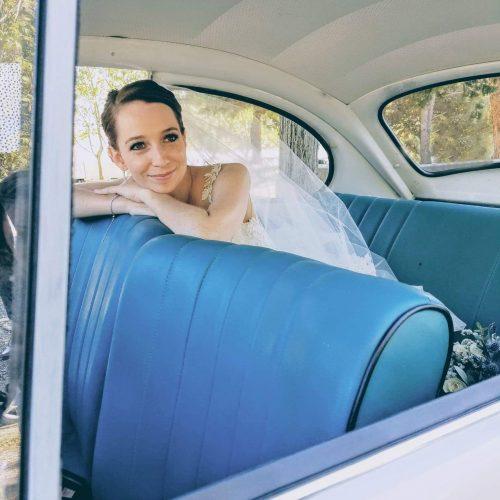 Photographie mariée Cox mariage